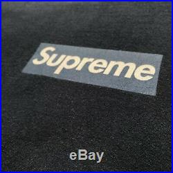 100% Authentic SUPREME BOX LOGO NY YANKEES SS15 XL bogo brooklyn opening TNF