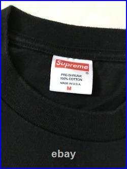 100% Authentic Supreme x Dipset Photo T shirt box logo size Medium Mint Rare OG