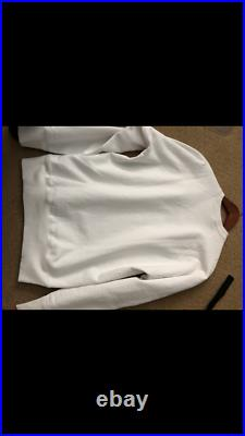 100% authentic FW06 Supreme Teal/White Box Logo Crewneck M