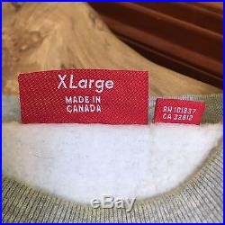 100% authentic Supreme Gray Box Logo Crewneck XL cdg hoodie pink #PP