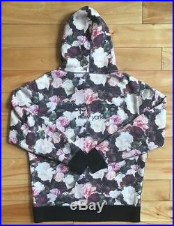 100% authentic Supreme PCL Floral Box Logo Hoodie size Large SS13