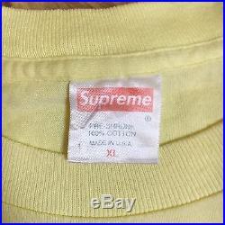 100% authentic Supreme x Louis Vuitton LV Box Logo Tee paris gucci cdg bape #011