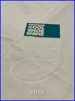 2006 Supreme Dipset Tee Shirt Juelz Santana Jim Jones Box Logo White Tyson XL