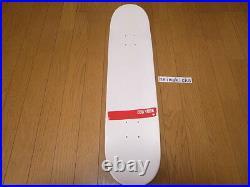 2006 Zoopreme Red Box Logo Skateboard Skate Deck Zoo York Supreme