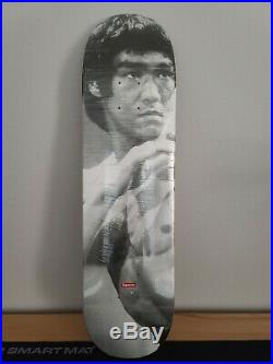 2013 Supreme NYC Bruce Lee Skateboard Deck DS New / Sealed with box logo