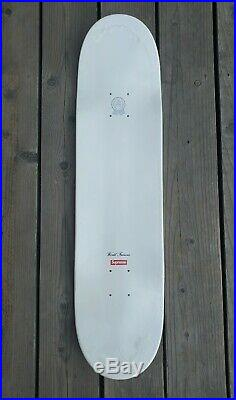 2014 Supreme 20th Anniversary skateboard deck. Box logo