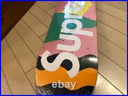 2016 Supreme NYC New York Alessandro Mendini Skateboard Deck Box Logo