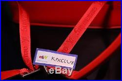 2017 Supreme x Louis Vuitton Leather Christopher Backpack Bookbag Box Logo RED