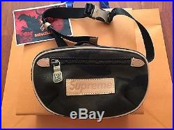 Authentic Louis Vuitton Supreme LV Bumbag Pm Sp Monogram Camo Box Logo Bag