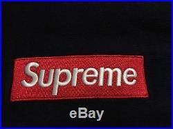 BOGO / Supreme Box Logo Hoodie Navy L