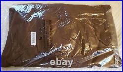 Brand New Supreme Box Logo Bandana Hoodie FW19 DS (deadstock) Brown XL