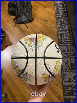 Brand New Supreme/Spalding Gonz Butterfly Basketball Box Logo Everlast Rare
