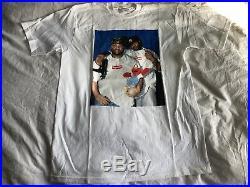 Deadstock 2005 Supreme X Raekwon Photo Tee Shirt Large Tyson Dipset Box Logo T