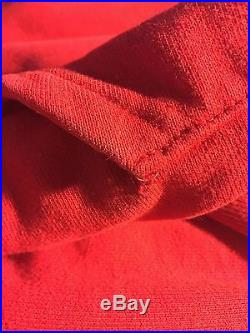 EXTREMELY RARE Supreme Box Logo Hoodie Red SIZE XXL PCL TNF CDG FW SS Bogo