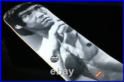 FW13 Supreme Bruce Lee Skateboard Deck Multicolor Box Logo