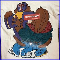 KITH Vintage 1993 Tasmanian Devil Box Logo Tee T-Shirt Supreme Size M L 1-of-1
