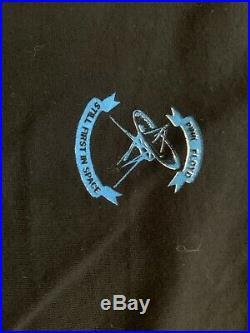 Kith 1/1 Vintage Box Logo Tee T-Shirt Pink Floyd Dark Side Moon Supreme Size L