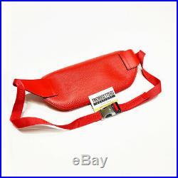 LOUIS VUITTON x SUPREME RED EPI BUMBAG BUM BAG LV M53418 BOX LOGO BACKPACK RARE