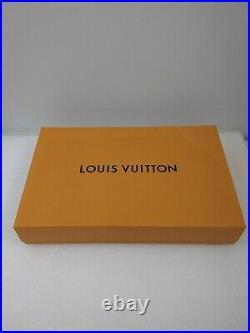 Louis Vuitton Supreme Box Logo Hoodie Authentic 2xl Monogram LV 1a3fbu