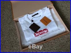 Louis Vuitton Supreme Box Logo Shirt Small Fragment Camo Bape Keepall Apollo