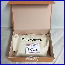 Louis Vuitton Supreme Danube PM SP EPI DWT RED BOX LOGO NEW