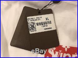 Louis Vuitton X Supreme Box Logo Tee SHIRT SIZE XL 100% AUTHENTIC