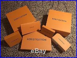 Louis Vuitton x Supreme Box Logo Monogram Denim 5 pocket jeans pants sz 38 RARE