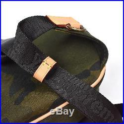 NWT Louis Vuitton Supreme LV Monogram Box Logo Camo Bumbag Fanny Pack AUTHENTIC