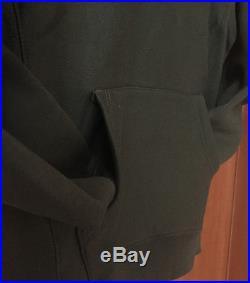 NWT SUPREME Box Logo Hoodie Sweatshirt Pullover Bogo Olive Size L Large