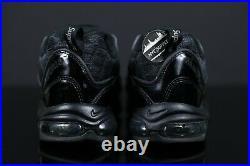 Nike Air Max 98 Supreme Black Box Logo 844694 001 Size 12
