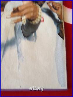 OG Supreme x Dipset Purple Size M Tyson Kermit Mafia gucci mane raekwon box logo
