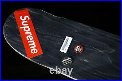 SS19 Supreme Ol' Dirty Bastard Skateboard Deck Multicolor Box Logo NEW
