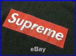 ae00c53ac990 Super Rare Supreme Box Logo X Sopranos 2005 M Medium Shirt