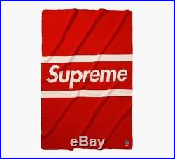 SUPREME 14 F/W FARIBAULT BOX LOGO BLANKET