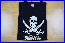 SUPREME 2006 NEIGHBORHOOD TEE BLACK L T-Shirt Box Logo NBHD Raekwon Dipset Tyson