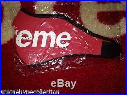 SUPREME 2014 F/W CDG BOX LOGO NEOPRENE FACE MASK PCL SKI FACEMASK NEIL RED