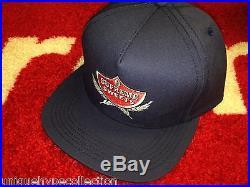 SUPREME 2015 F/W CDG BOX LOGO TWIST UP 5 PANEL PCL HAT SNAPBACK CAMP CAP NAVY