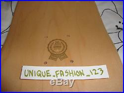 Supreme 20th Anniversary Taxi Driver Skate Deck Red Box Logo Skateboard Wood