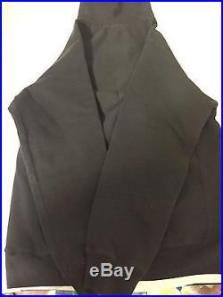 SUPREME BOX LOGO HOODIE BLACK SIZE M 100% AUTHENTIC RARE PREOWNED NO FLAWS BOGO