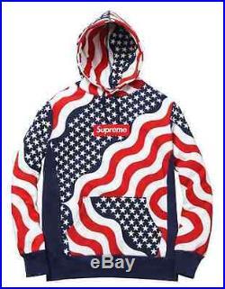 Supreme Box Logo Pullover Hoodie Hooded Sweatshirt