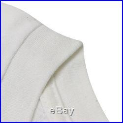 SUPREME Burberry BOX LOGO TEE BOX logo T-shirt WHITE L