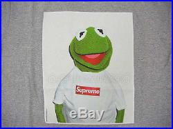 Supreme Cdg Box Logo Kermit The Frog Motion Et Tee Pcl Tyson T-shirt XL Xlarge G