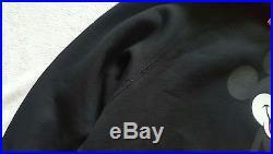 SUPREME DISNEY MICKEY MOUSE RAGLAN HOODED PULLOVER sz. XL NWT DISNEYANA box logo