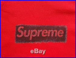 SUPREME DONALD TRUMP ANDREI MOLODKIN BOX LOGO TEE SHIRT 2003 SAMPLE 1 of 1 LARGE