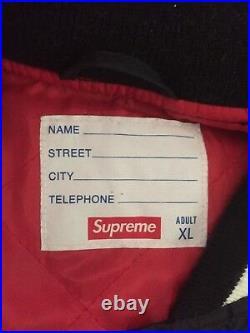 SUPREME FW10 Crusader Jacket XL box logo supny 20