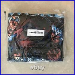 SUPREME GZA Liquid Sword T-SHIRT Black Size Large BOX LOGO Mark Gonzales WU-TANG
