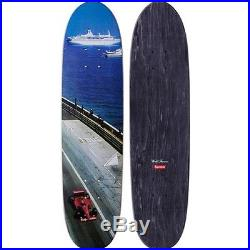 SUPREME Grand Prix Cruiser Skateboard camp pcl lee Box Logo S/S 14