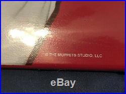 SUPREME KERMIT THE FROG SKATEBOARD DECK RED NEW box logo bogo Legit