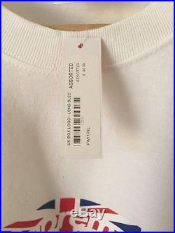 Supreme London Store Opening Box Logo Tee Long Sleeve Dswt Large