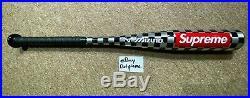 SUPREME Mizuno Aluminum Baseball Bat Tee Ball Checkered 25 Box Logo SS14